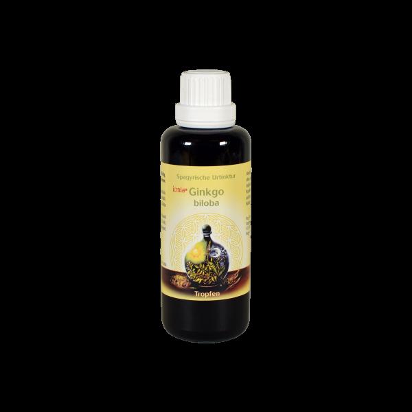 ionis® Ginkgo biloba spagyrische Urtinktur 50 ml