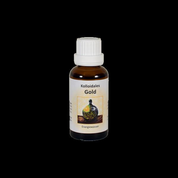 Kolloidales Gold 12 ppm 30 ml