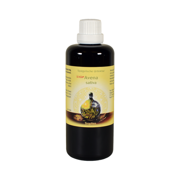 ionis® Avena sativa spagyrische Urtinktur 100 ml