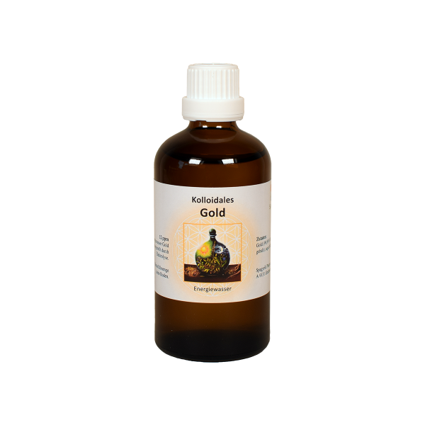 Kolloidales Gold 12 ppm 100 ml