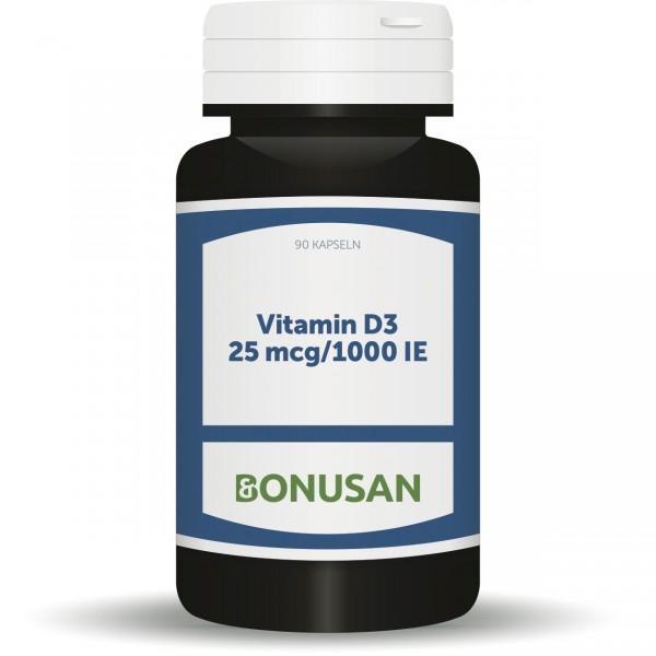 Vitamin D3 25mcg/1000 IE 90 Kapseln