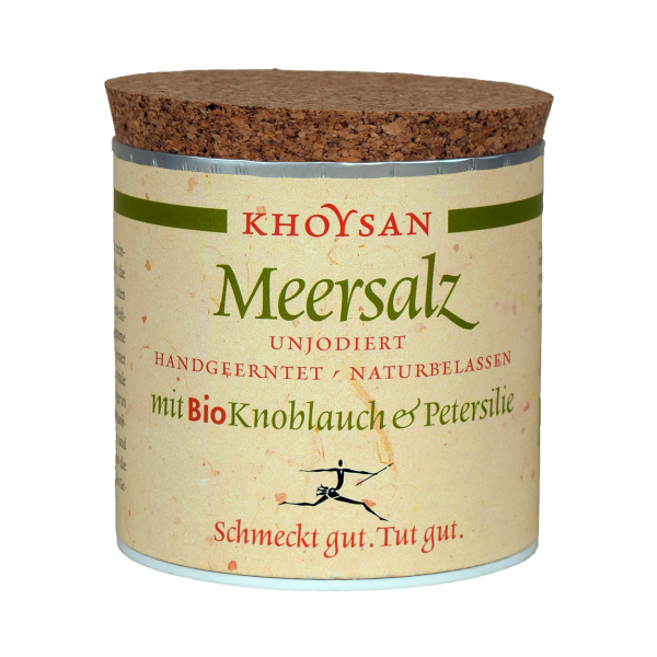 Meersalz Knoblauch+Petersilie