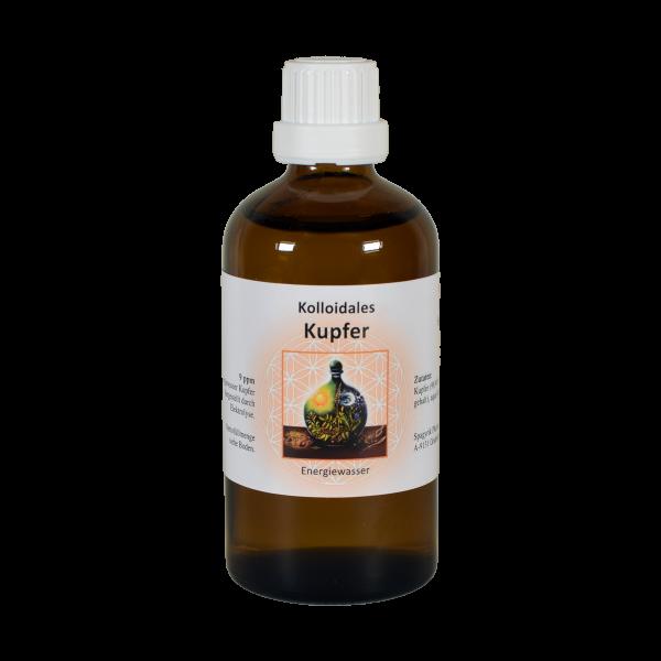 Kolloidales Kupfer 9 ppm 250 ml