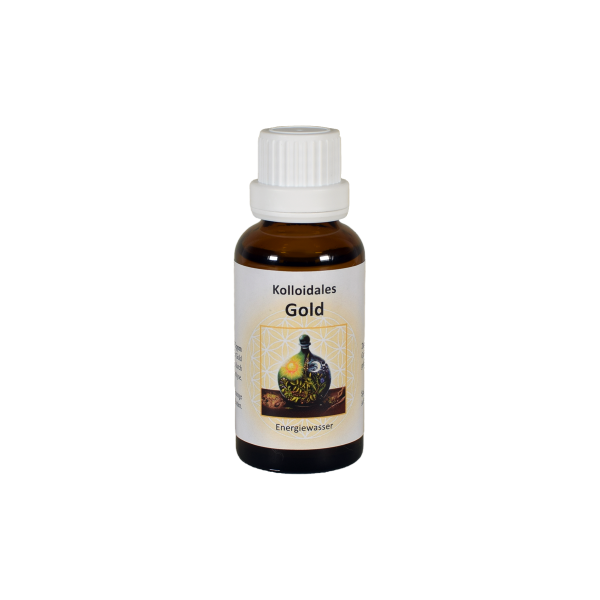 Kolloidales Gold 12 ppm 30 ml