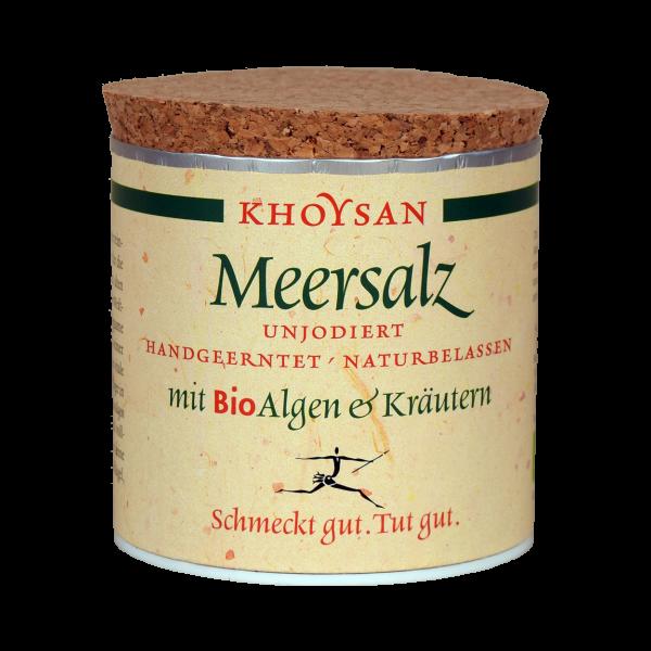 Khoysan Meersalz BioAlgen & Kräutern 200 g Dose